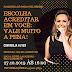 Palestra só para mulheres, com Nedja Alves no Hotel Lacazzona em Belo Jardim, PE. Participe...