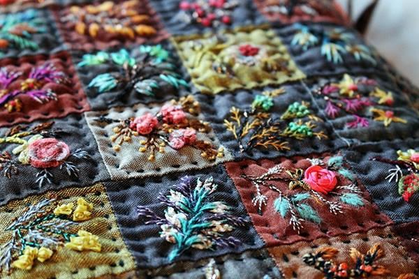 haftowany patchwork