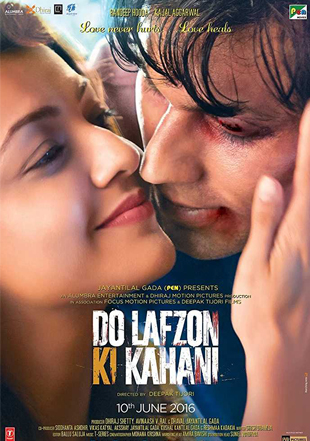 Do Lafzon Ki Kahani 2016 Full Hindi Movie Download HDRip 720p