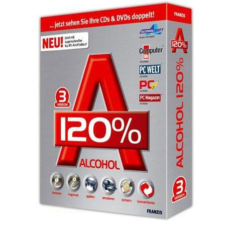 Download Alcohol 120% 2.0.2.5830 Full