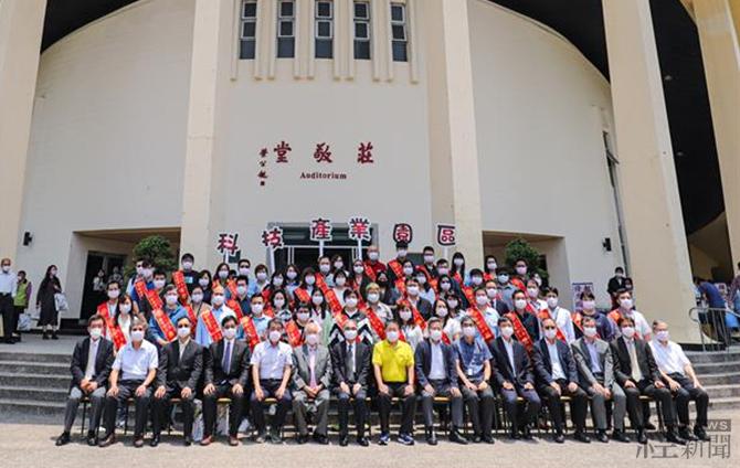 科技產業園區表揚模範勞工及移工 共56人獲獎