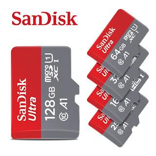 Daftar Harga Memory Card SanDisk