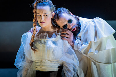 Noah Mosley: Aurora - Isolde Roxby, Andrew Tipple - Bury Court Opera (Photo Robert Workman)