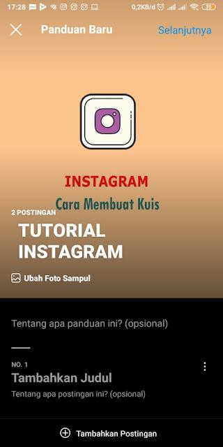 Cara Membuat Guide di Instagram (4)