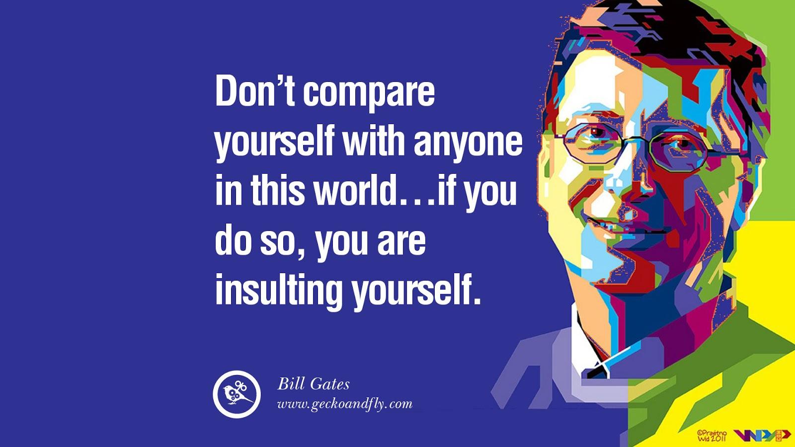 Top 30 câu nói truyền cảm hứng nhất của Bill Gates