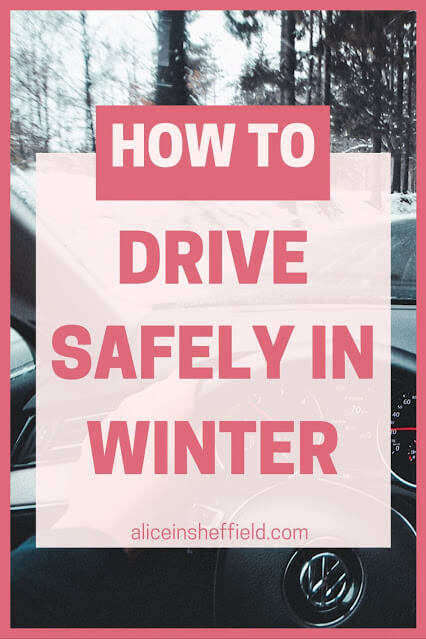 Winter Safety Tips for Driving
