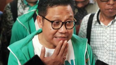 PKB Dorong Cak Imin Jadi Pimpinan DPR