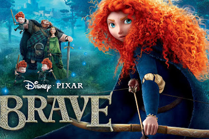 Brave (2012) Dual Audio Movie Download