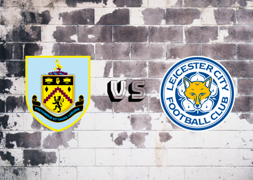 Burnley vs Leicester City  Resumen