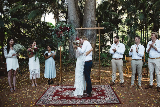 TO THE AISLE AUSTRALIA BOHEMIAN WEDDINGS PERTH