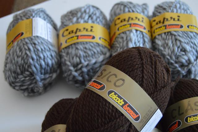 Compras de lã