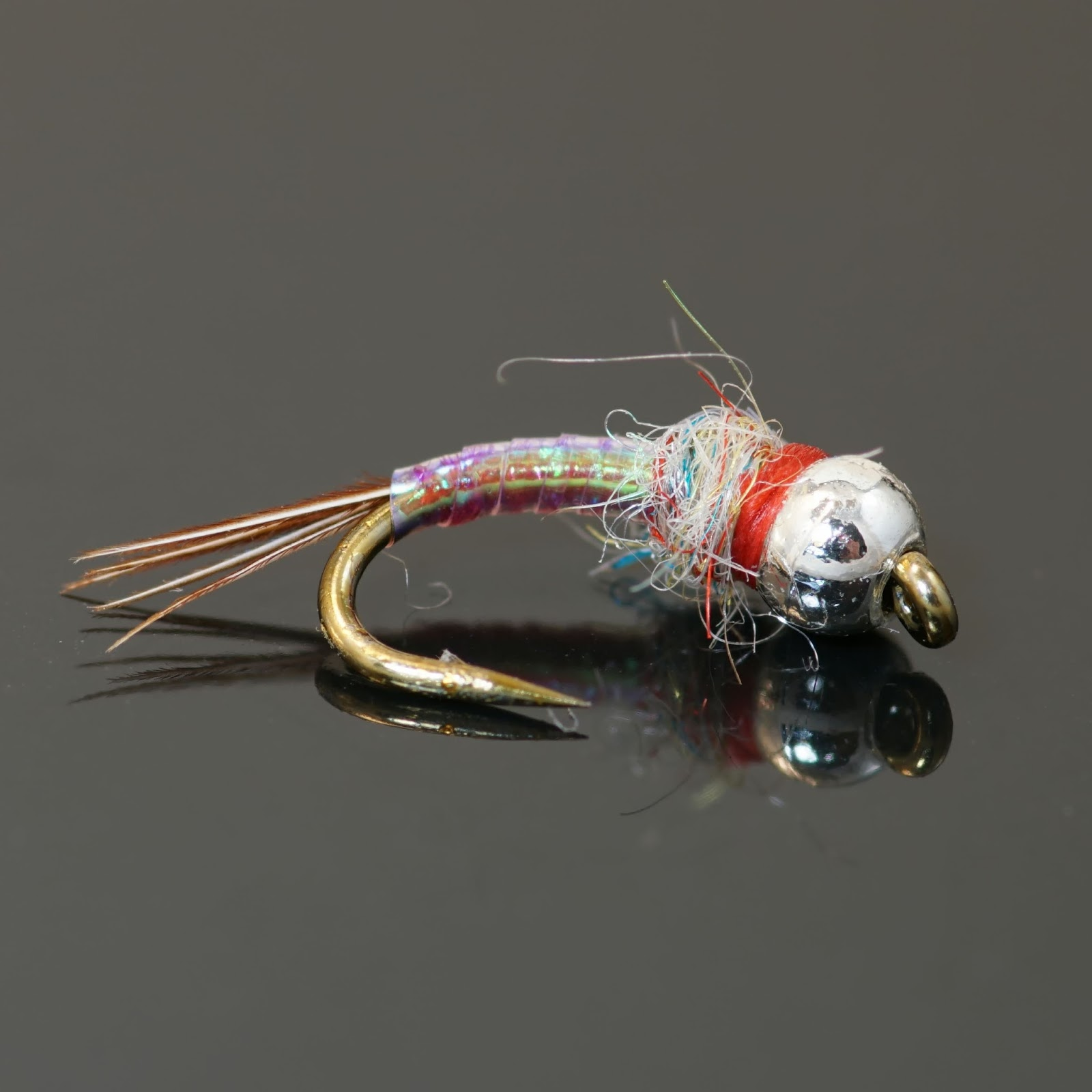 The rainbow warrior fly fish food fly tying and fly for Fly fish food