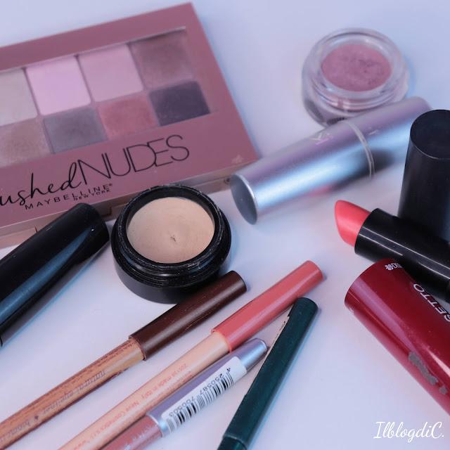 Smaltimento makeup 2021