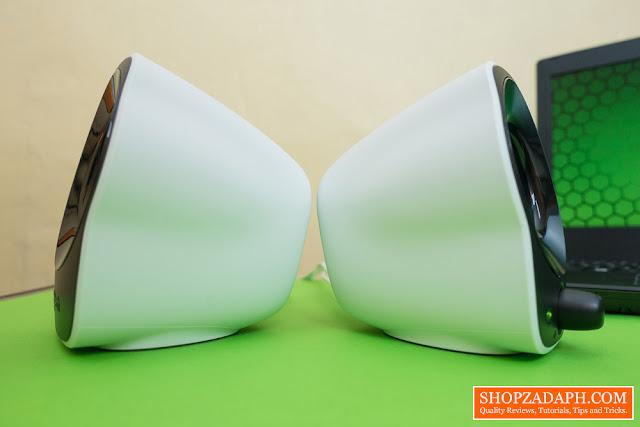 logitech z120 stereo speakers review