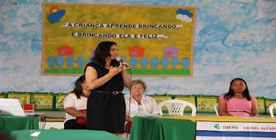 Amargosa faz investimento pioneiro para melhorar a educação infantil.