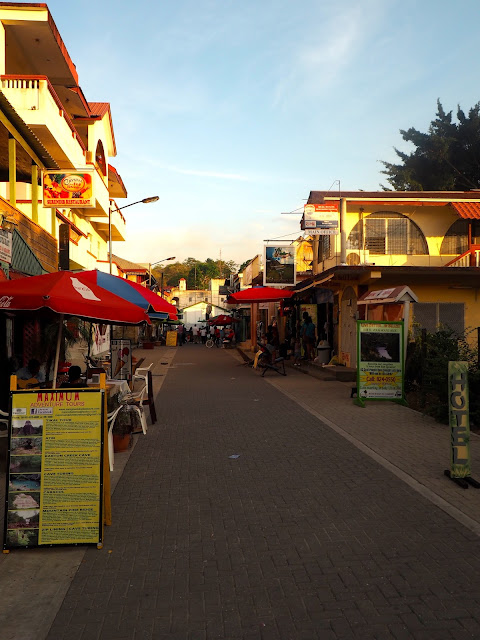 Streets of San Ignacio, Belize