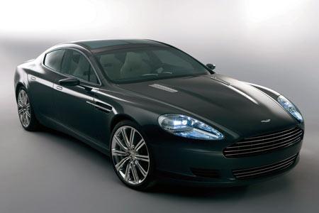 Aston Martin Rapide Aston Martin Rapide Features Aston Martin Rapide
