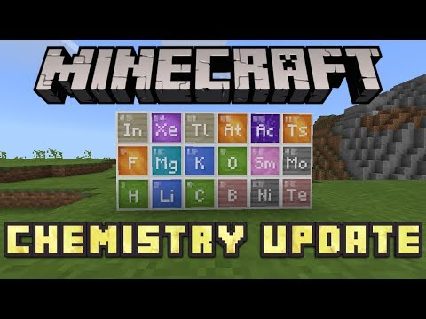 Education Edition: Chemistry Update (1.0.27)
