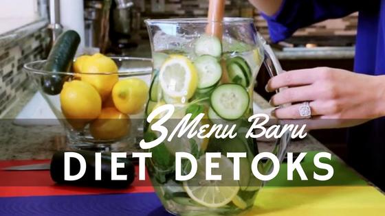 menu diet detoks