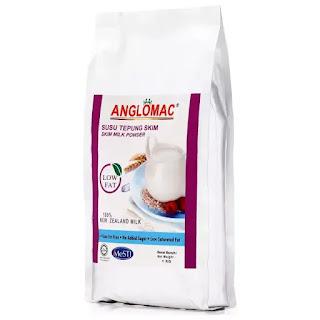 anglomac low fat skim milk powder for adults