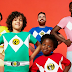 C&A relança camisas de Mighty Morphin Power Rangers