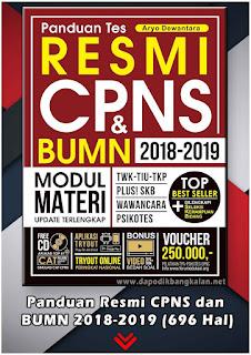 Panduan Resmi CPNS dan BUMN 2018-2019