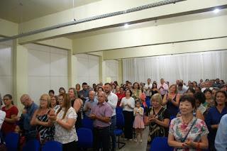 Sessão Solene marca o 74º aniversário de Registro-SP