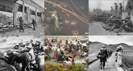 5 Cuộc chiến tranh của Hoa Kỳ hiếm được nhắc tới trong lịch sử