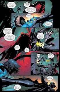 Reseña de Batman: La Batalla por la Capucha de Tony S. Daniel, ECC Ediciones.