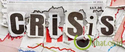Utang besar buat ekonomi rentan guncangan