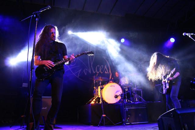 Alcest  Una noche donde los sonidos hicieron lo suyo