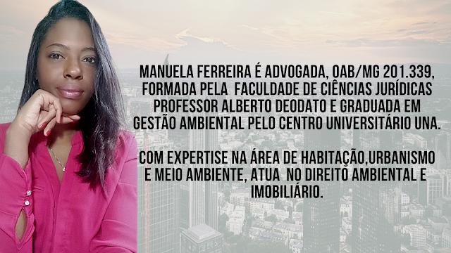 manuela ferreira advogada foto e dados de formação e atuação