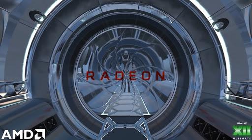 AMD présente son RayTracing