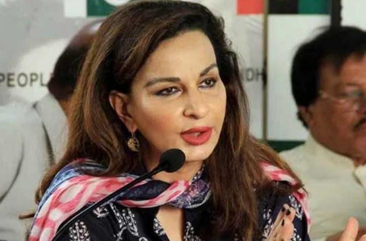 Kerajaan harus menolak ringkasan OGRA kerana tidak ada lagi inflasi yang akan diterima: Sherry Rehman