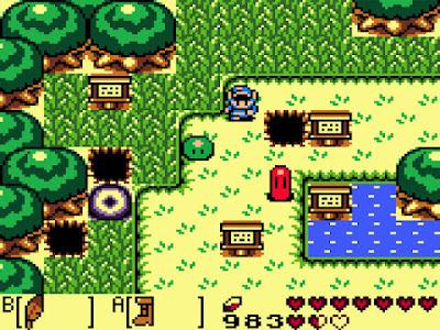 Link's Aweakening