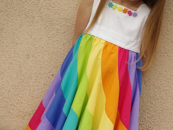 The Rainbow Dress
