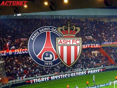 Paris St Germain vs Monaco