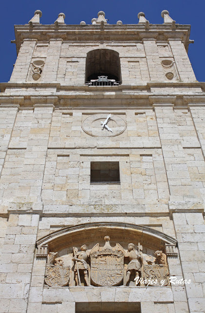 Torre de San Hipólito el real, Támara de Campos