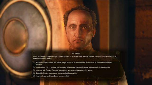 Análisis The Outer Worlds PS4
