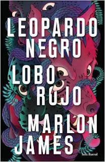 """""""Leopardo negro, lobo rojo"""" de Marlon James"""