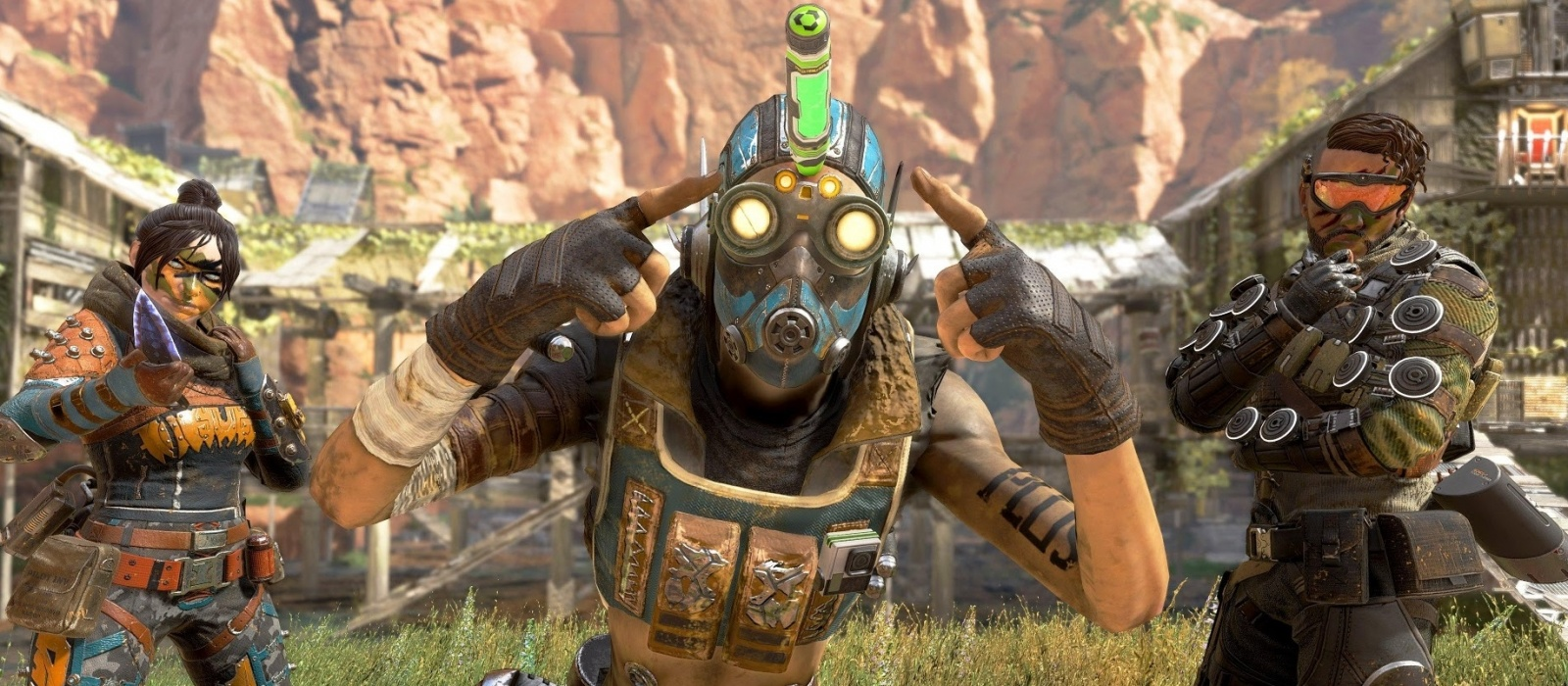 All About Season 9 in Apex Legends - New Valkyrie Character, Arenas, Skins, Bocek Bow and More Legacy Update Changes