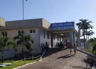 Imagens fortes: Homem é socorrido após sofrer facada na região da virilha em Guarabira
