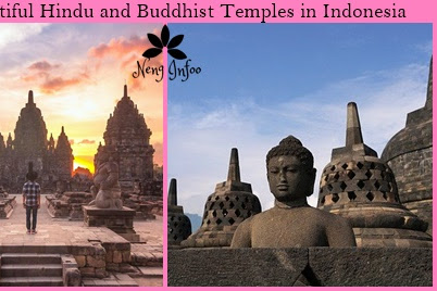5 Beautiful Hindu and Buddhist Temples in Indonesia