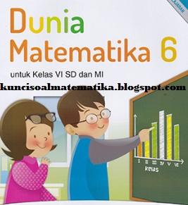 soal uas matematika kelas 6 semester 2 kurikulum 2013