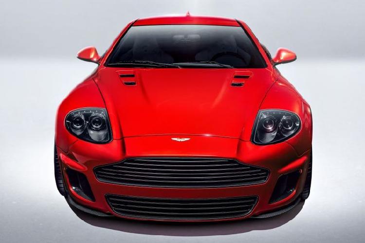 Aston Martin Callum Vanquish giới hạn 25 chiếc, tới 16,2 tỷ đồng