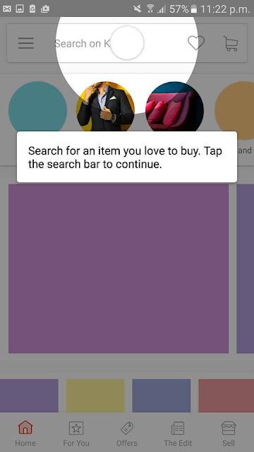 Kraftly shop online easily