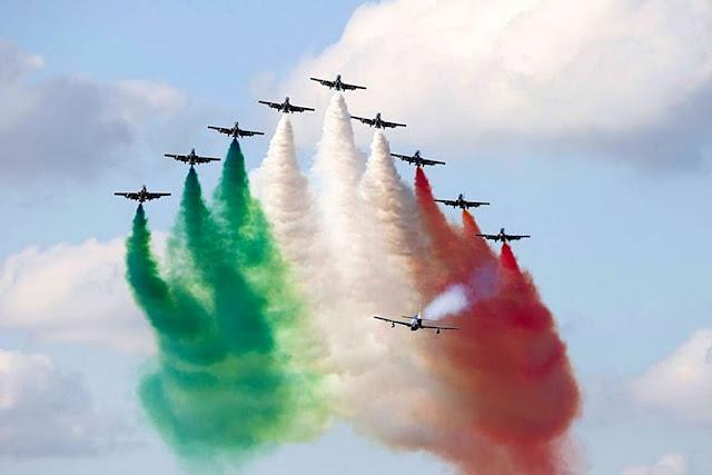 Linate Air Show programma partecipanti