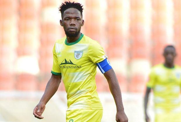 Baroka FC's Mduduzi Mdantsane