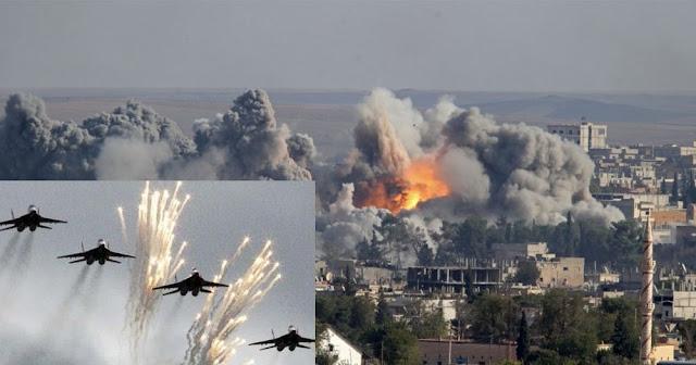 Rusia Klaim Tewaskan 35 Ribu Pemberontak di Suriah