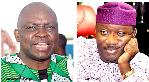 Ekiti Assembly Ignores Fayemi, Approves N10bn For Fayose